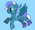 Bubbleswift The Pegasus