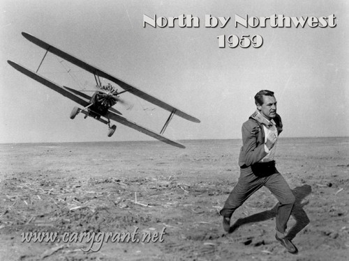 North By Northwest - classic-movies Wallpaper