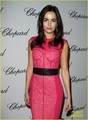 Camilla Belle the opening of the Chopard South Coast Plaza boutique on Tuesday (November 15)
