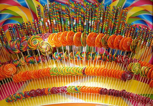 Candyland Lollipops