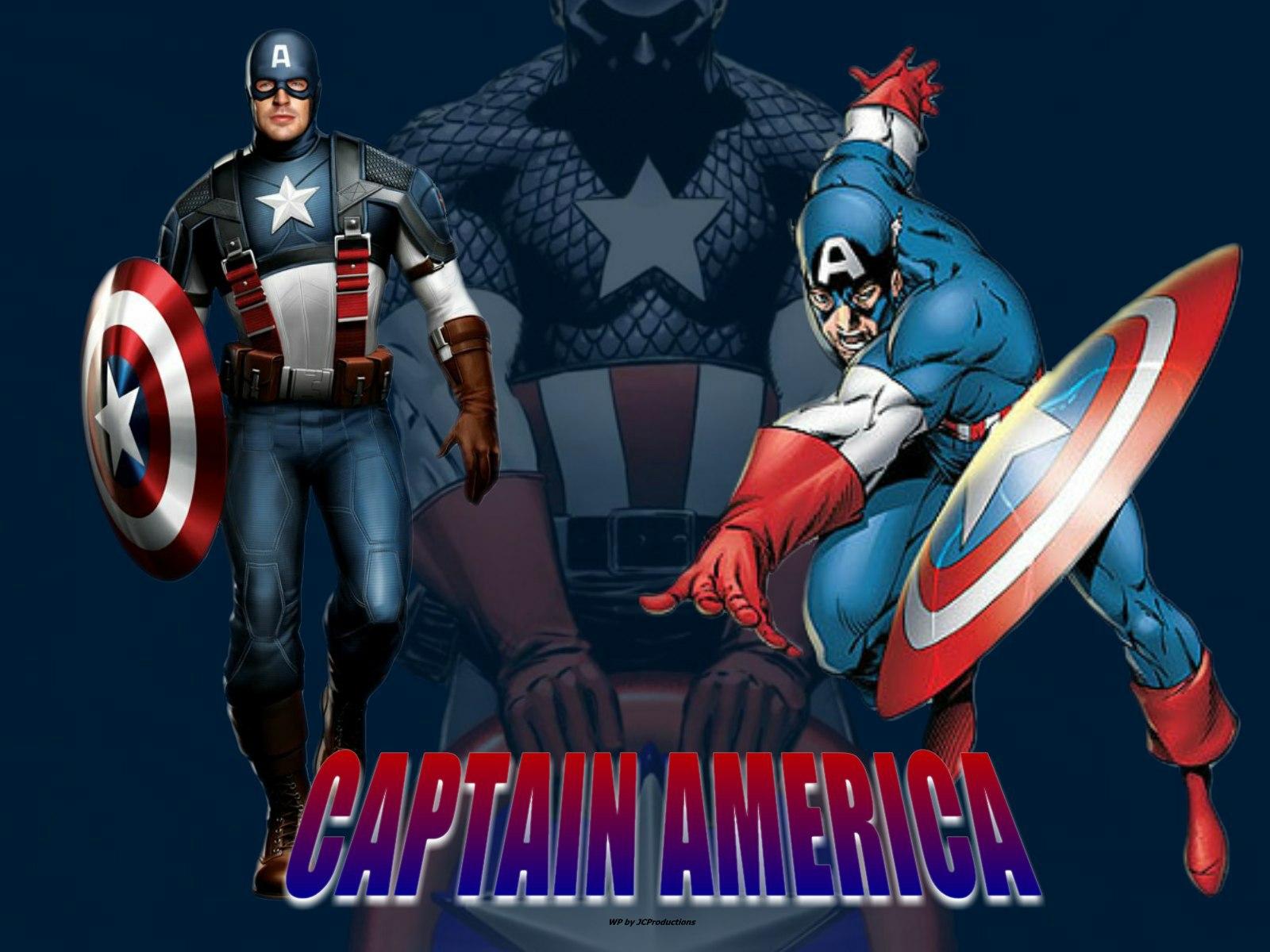 Captain america captain america wallpaper 26883171 for Captain america