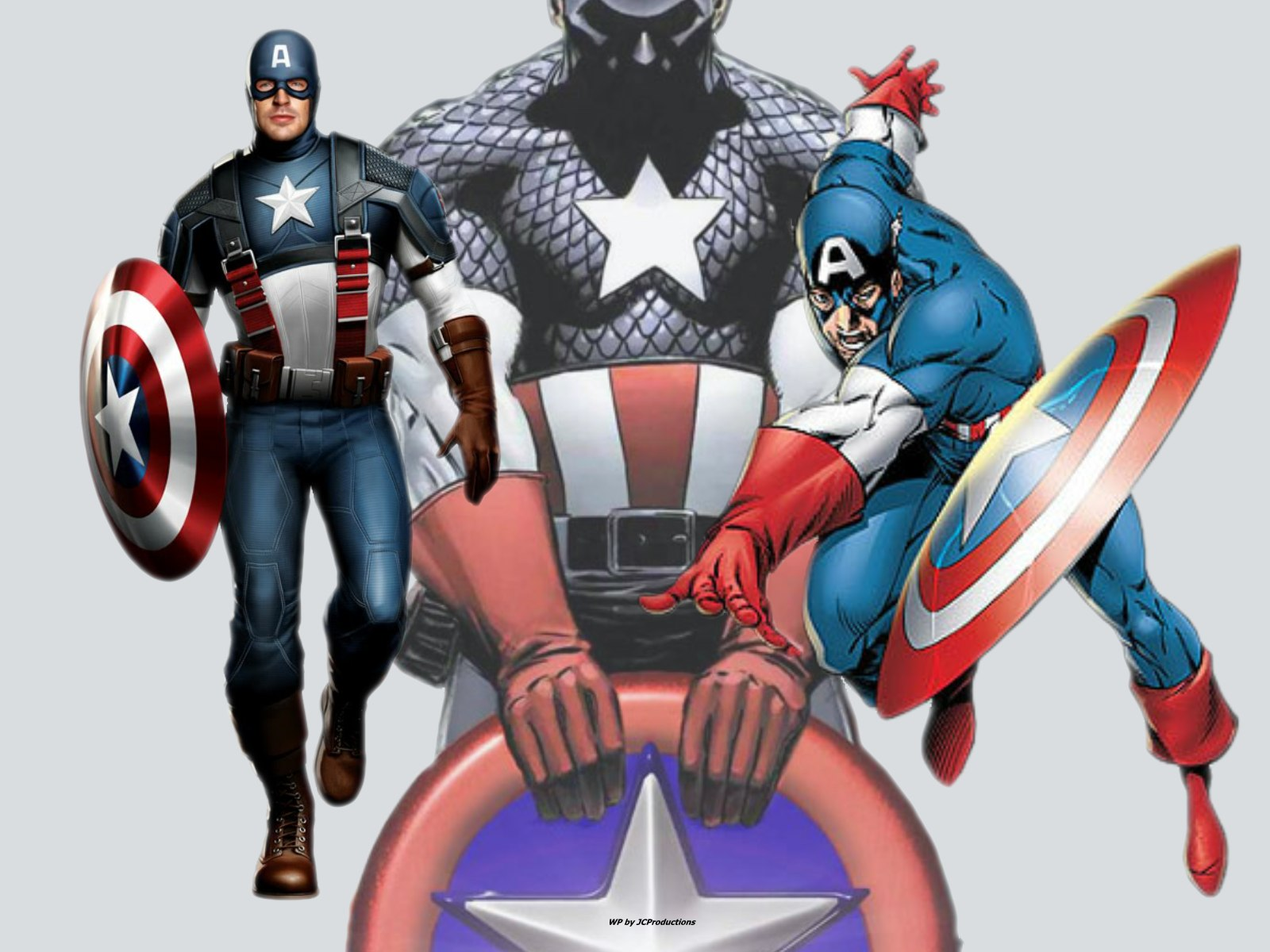 Captain america captain america wallpaper 26883178 fanpop - Image captain america ...