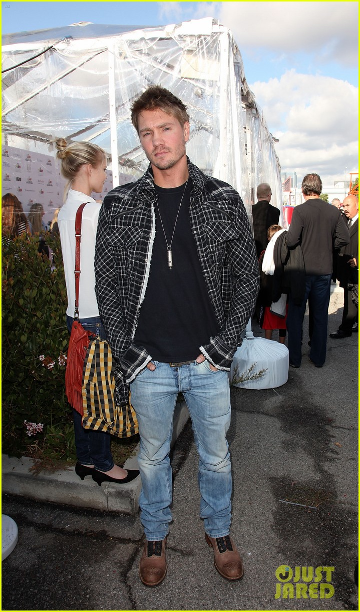 Chad Michael Murray: Ciroc Campaign With Jesse Williams! - chad-michael-murray photo