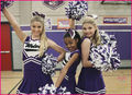 China Anne ANT Farm cheerleading