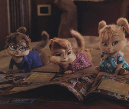 Alvin and the Chipmunks 3: Chip-Wrecked wolpeyper called Chip-wrecked Trailer Screenshots