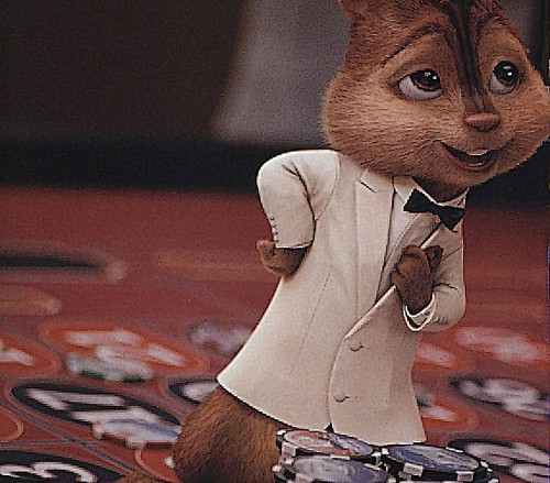 Alvin and the Chipmunks 3: Chip-Wrecked वॉलपेपर probably containing a tom, a business suit, and a kitten titled Chip-wrecked Trailer Screenshots