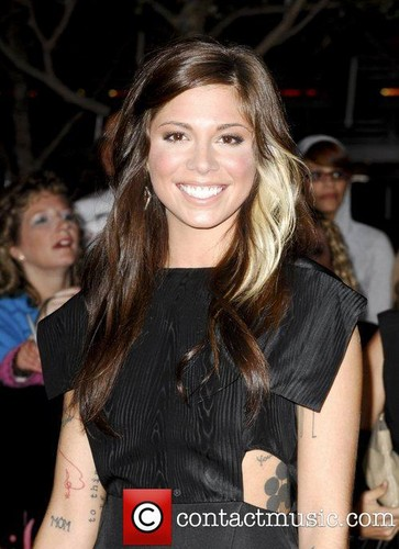 Christina Perri. The Twilight Saga Breaking Dawn  Part 1 World Premiere