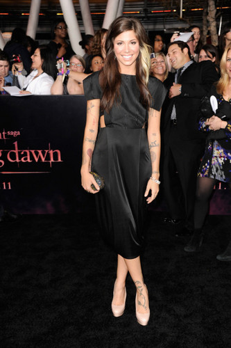 Christina Perri @ the Breaking Dawn Part 1 Premiere