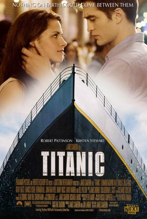 Classic Romance Filem Now Starring 'Twilight' Characters