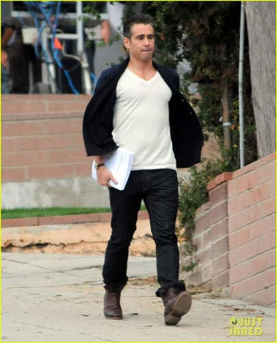 Colin Farrell: 'E.T.' Inspired Me To Act!