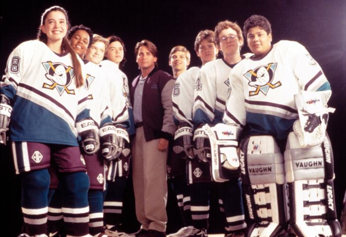 The Mighty Canard Films Images D2 The Mighty Ducks Fond Décran And