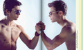 David Haas & Sandro Salomon for Vangardist - male-models photo