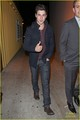 David Henrie Dines at Dan Tana's - david-henrie photo