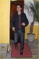 David Henrie Dines at Dan Tana's - david-henrie photo