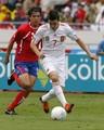 David Villa - Spain (2) v Costa Rica (2)