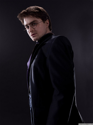 Harry James Potter wallpaper possibly containing a concerto called Deathly Hallows Part 1 Promo