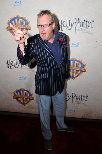 Deathly Hallows Part 2 DVD/Blu-Ray Celebration at Orlando, Florida