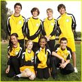 Disney Games Yellow team