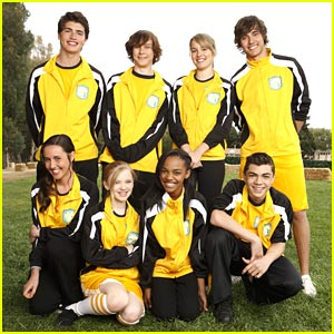 Disney Games Yellow team - china-anne-mcclain Photo