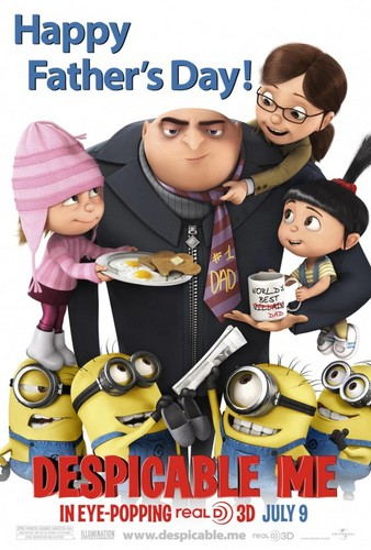 Dispicable me poster