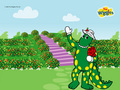 the-wiggles - Dorothy The Dinosaur wallpaper