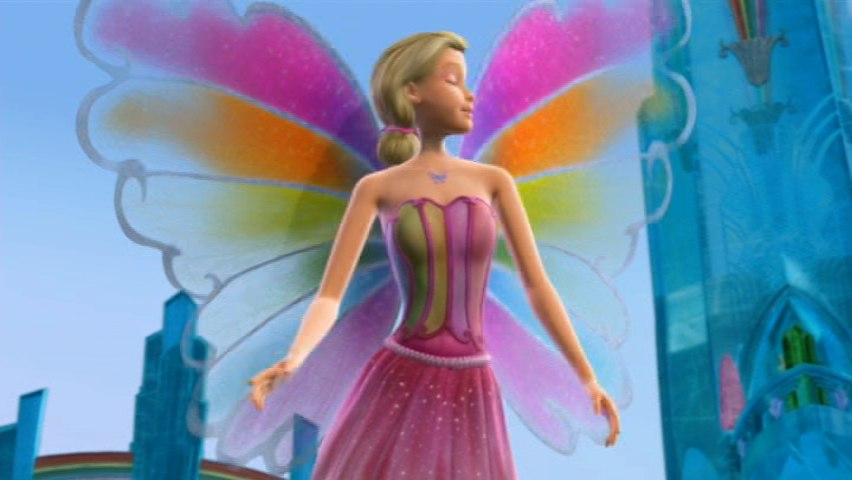 Magic Rainbow Fairy Elina