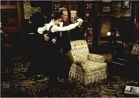 Eliza and the Professor