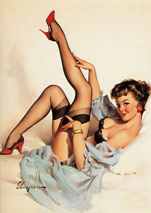 Pin Up Girls