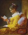En pleine lecture