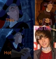 FROLLO IS HOTTER THAN BIEBER!!! - judge-claude-frollo photo