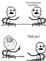 Forever Alone Cereal Guy