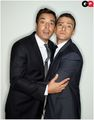 GQ Photoshoot with Jimmy Fallon - justin-timberlake photo