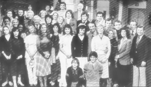 General Hospital Cast 1980