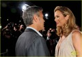 George Clooney & Stacy Keibler: 'Descendants' Duo - george-clooney photo