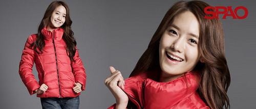 Girls' Generation Yoona SPAO 2011 F/W