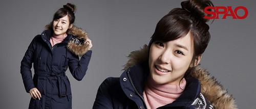 Girls' Generation Tiffany SPAO 2011 F/W