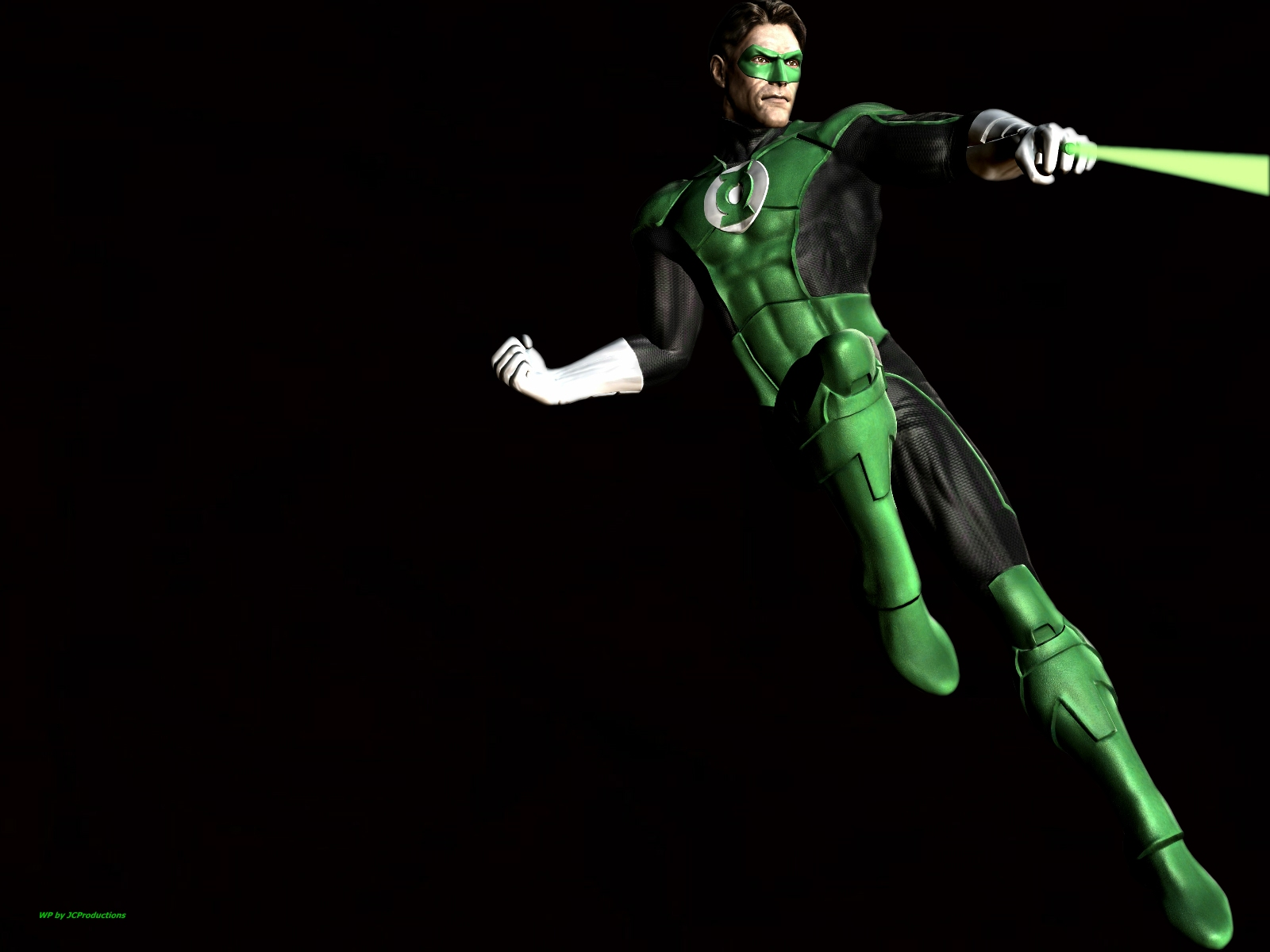 Dc comics green lantern