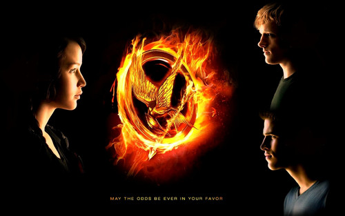 HG wallpaper - the-hunger-games Wallpaper