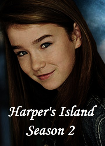 Harper's Island wallpaper with a portrait entitled Harper's Island Season 2 Fanfic Promos - With Title