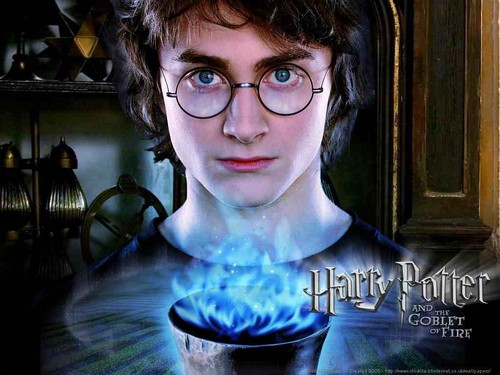 Harry Potter Goblet Of apoy