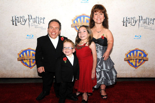 Harry Potter utama Entertainment Celebration Red Carpet