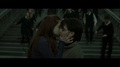 Harry and Ginny kiss - harry-and-ginny screencap
