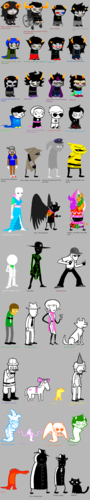 Homestuck According to my Dad