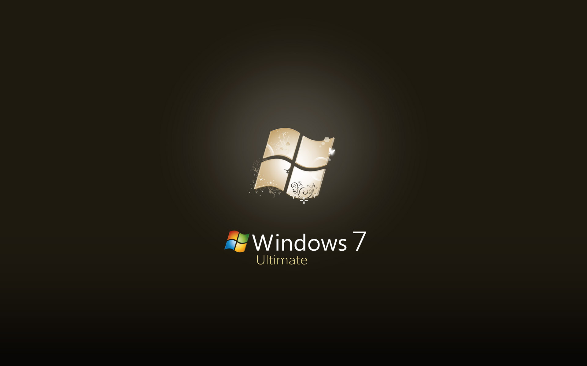 Hot Windows 7 Background