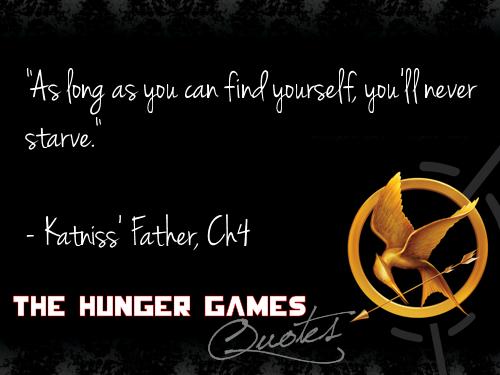 Hunger Games Zitate