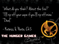 Hunger Games উদ্ধৃতি