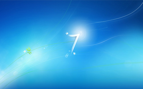 Windows 7 wallpaper called imagens Windows 7