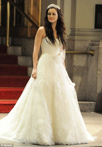 Is Blair a Runaway Bride?