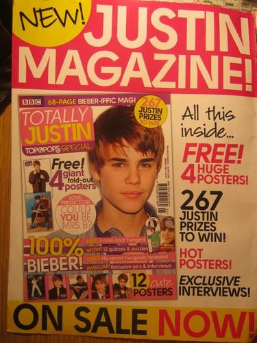 JB Magazine Ad