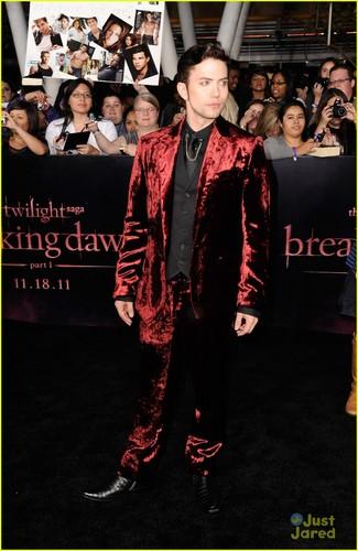 Jackson Rathbone & Kellan Lutz: 'Breaking Dawn' Boys